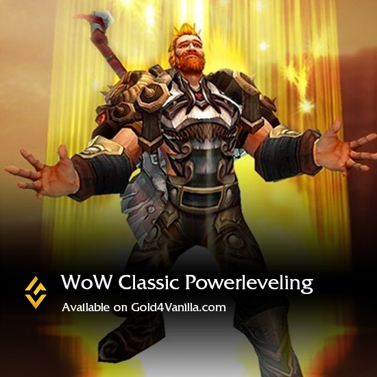 Buy Power Leveling for WoW Classic EU/US - PvP / PvE / RP / RP-PvP